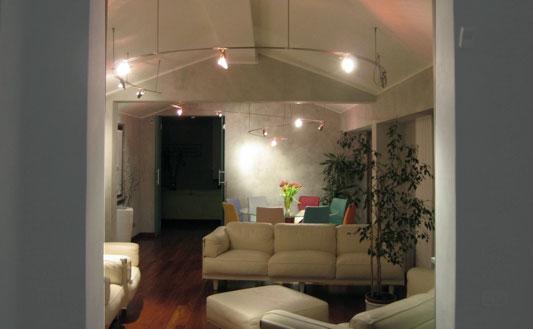 Interni casa pavia for Interni di casa contemporanea